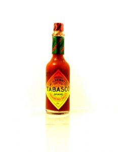 Tabasco Brand Habanero Pepper Sauce sorry out of stock